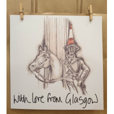 FB1705 - With Love from Glasgow (Cone)