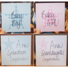 Baby Card Pack