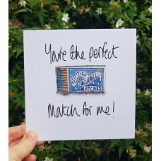 FB1963 - You're the perfect match for me