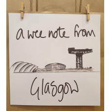 FB1722 - A Wee Note From Glasgow ( Hydro )